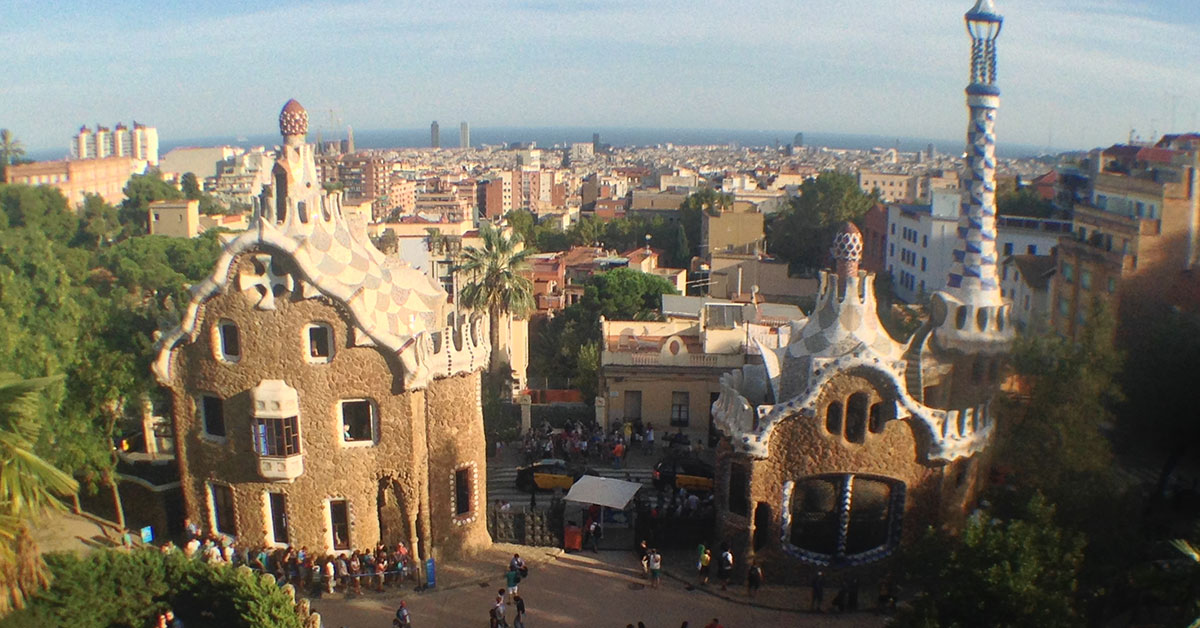 Barcelona is Awesome