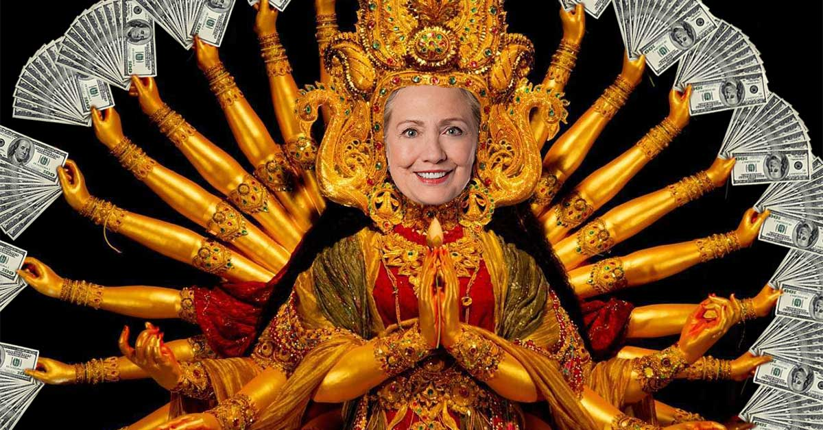 The Religion Of Hillary